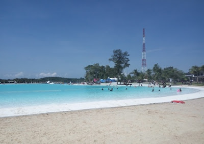 Crystal Lagoon treasure bay lagoi bintan