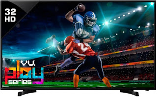 Vu 80cm (32 inch) HD Ready LED TV Only Rs 11999/-