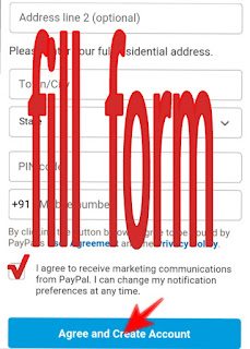 Paypal Accont Kaise Banaye