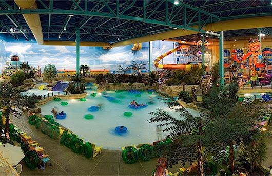 Best Waterpark Resorts in Chicago | Beach & Village Resort