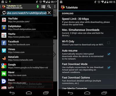 TubeMate%2B-%2BYouTube%2BDownloader TubeMate – YouTube Downloader v2.2.6 Apk for Android Apps