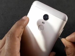 Cara Membuka SIM Card Xiaomi