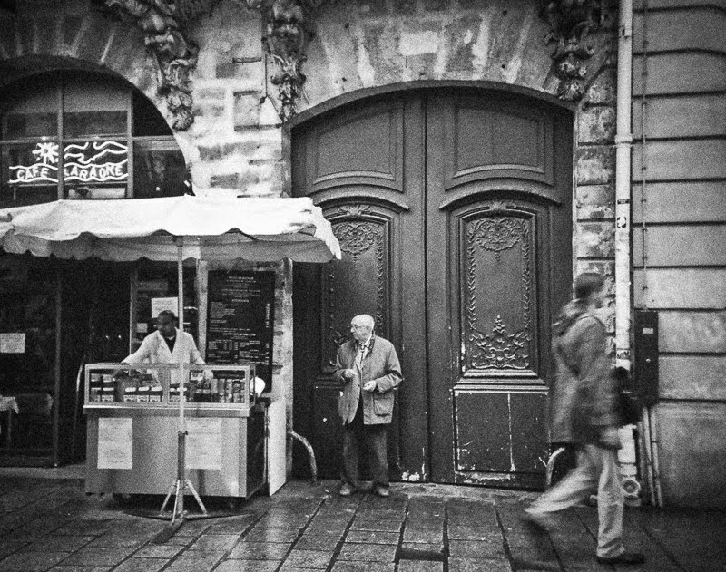 International travel photography film photography
