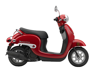 2016 Honda Metropolitan red hd photos