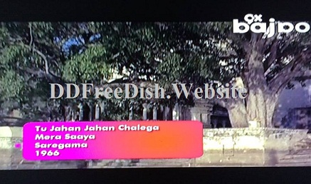 9X Bajao and Khushboo TV Channel added on DD Free Dish