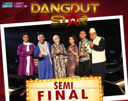 Konsert Dangdut Star Separuh Akhir minggu 5, dangdut Malaysia astro, senarai lagu peserta Dangdut Star semi final minggu 5, gambar Konsert Dangdut Star Separuh Akhir minggu 5