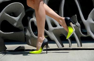 Zapatos negros de mujer para fiesta