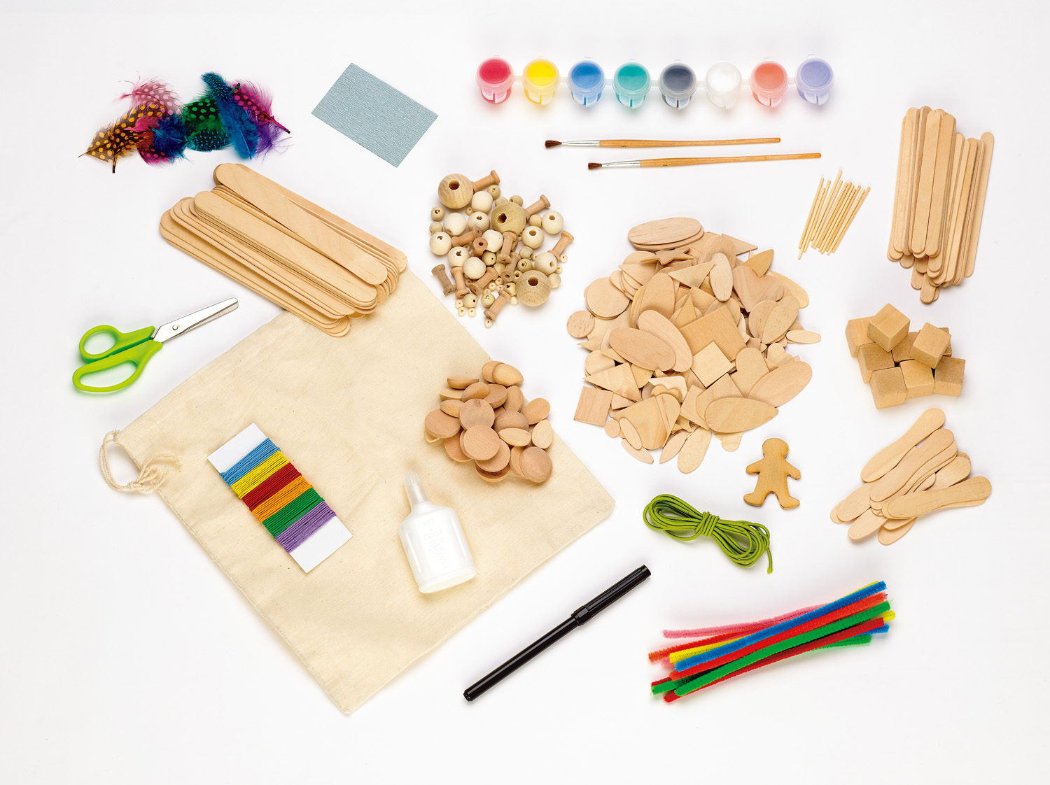Katydid and kid creativity for kids classic wood craft kit giveaway