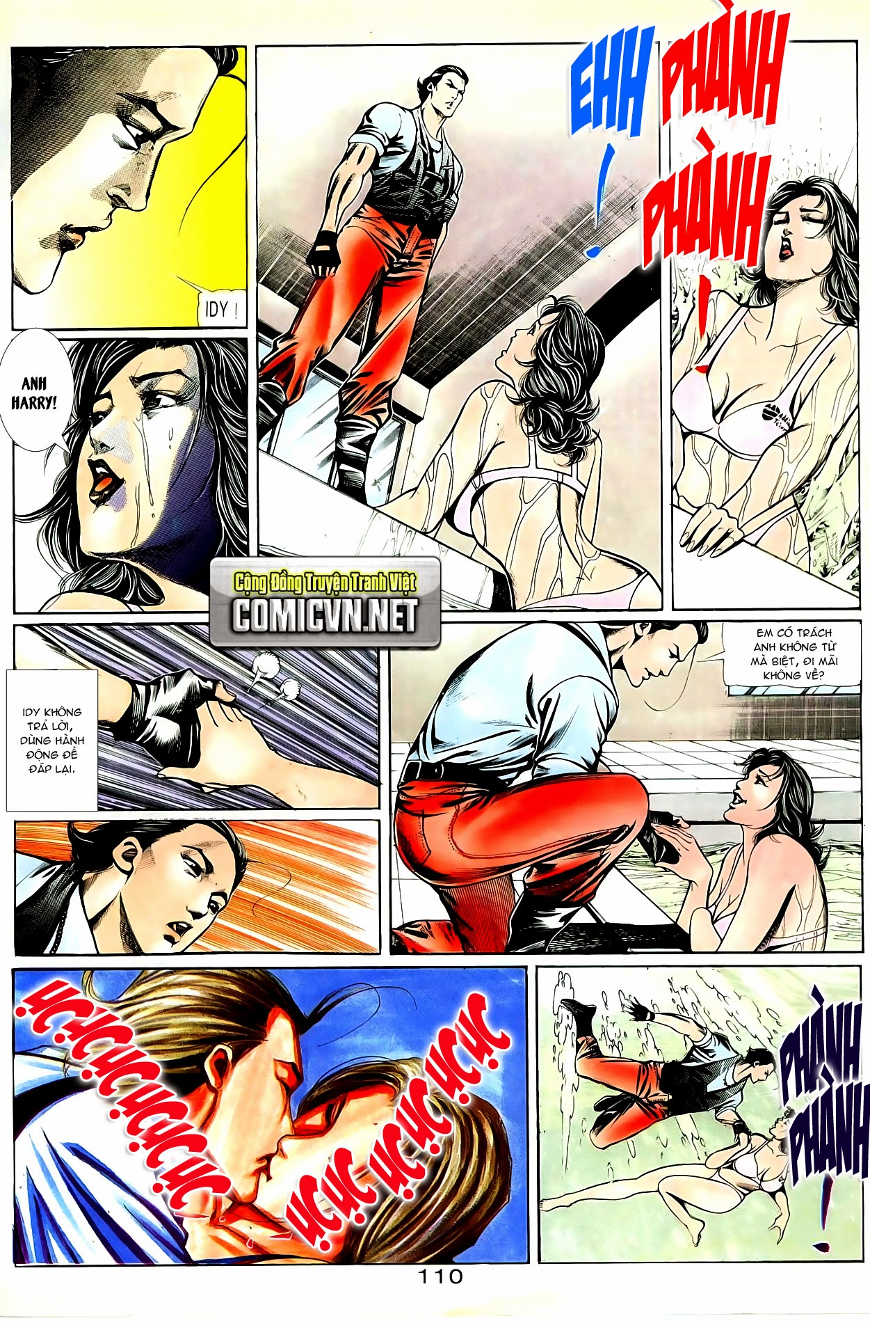Người Trong Giang Hồ chapter 80: macau nổi sóng gió trang 14