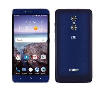 ZTE Launches Grand X Max 2 Smartphone in the U.S.; Available via Cricket Wireless