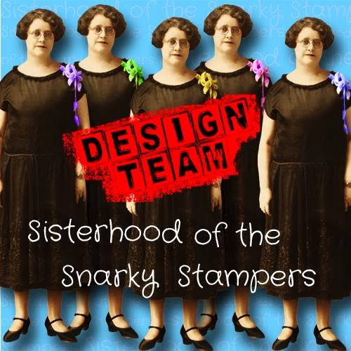 Sisterhood of Snarky Stampers Design Team Member