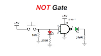 Educational Logic gate KIT