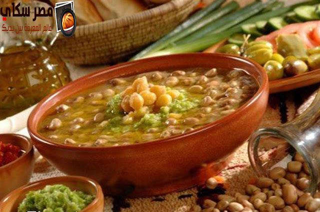 3 طرق مختلفة لعمل الفول فى المنزل بالطريقة المصرية beans