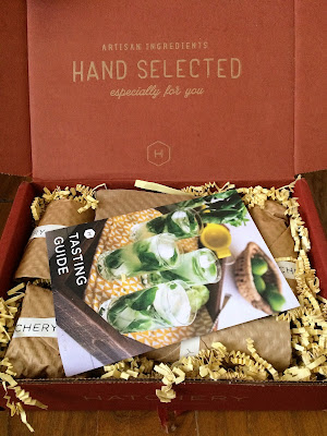Hatchery Tasting Box is full of artisan food products and would be the perfect gift for a foodie.
