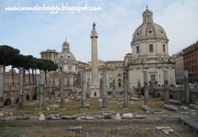 Foros Imperiales, Roma