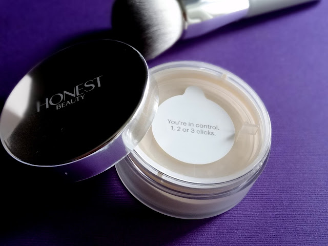 Honest Beauty Buffing Brush And Invisible Blurring Powder Review, Photos