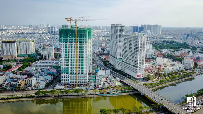 """Đất nền TP Hồ Chí Minh sốt nóng, căn hộ chung cư """"đủng đỉnh"""" tăng giá"""
