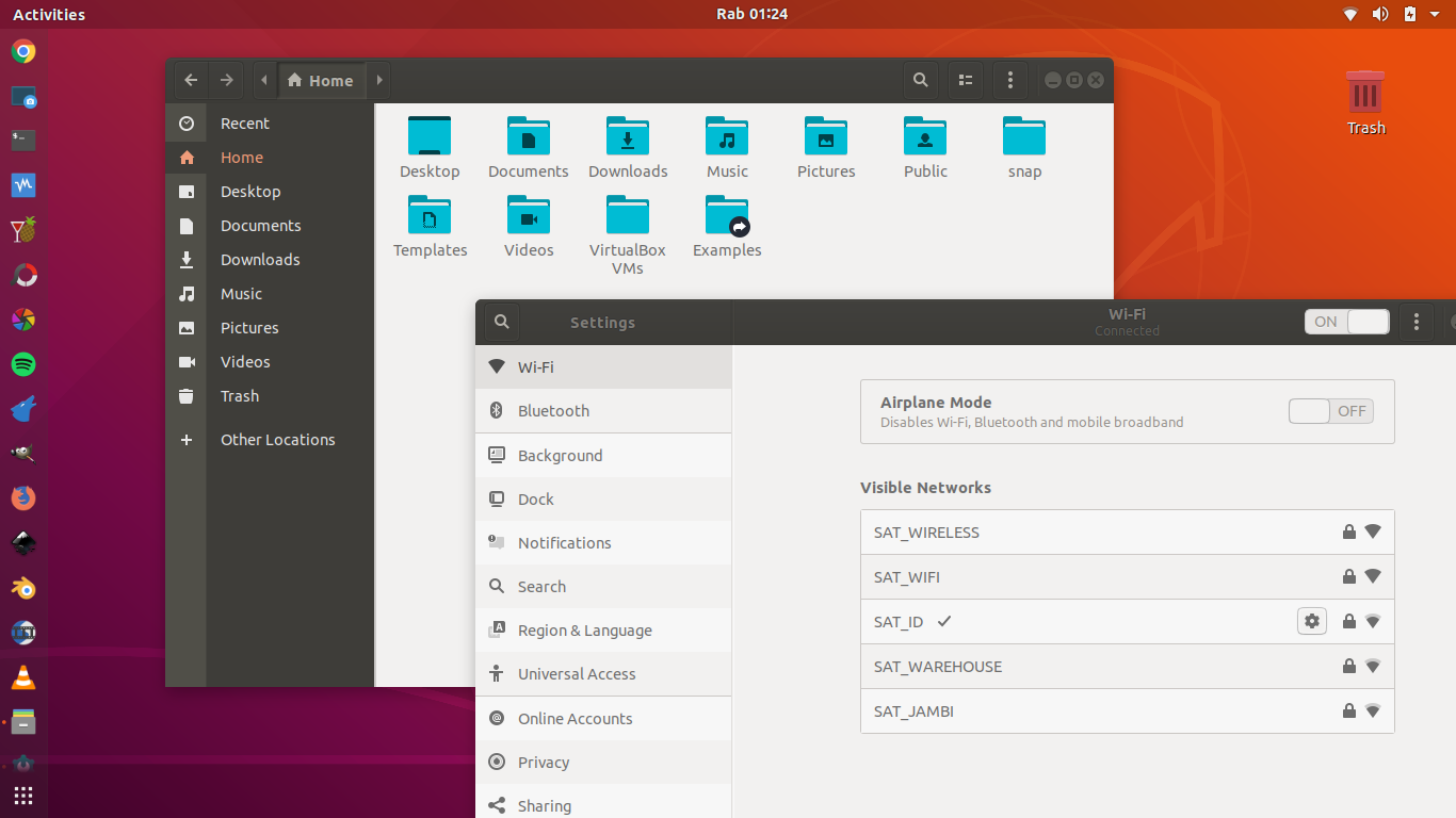 Papirus Icon Update to Version 2018 07, Install on Ubuntu