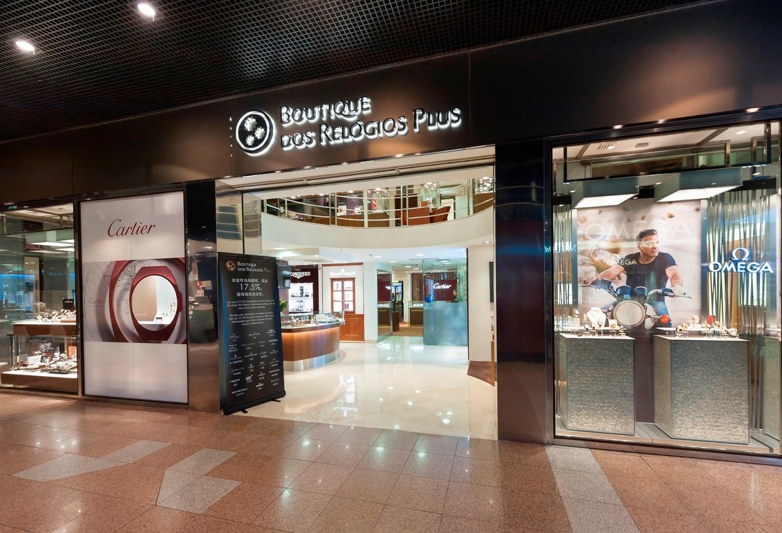 a96d8105b5b Boutique dos Relógios Plus Amoreiras renova-se e tem espaços próprios  Blancpain
