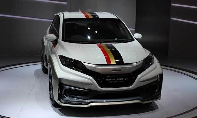 Modifikasi Honda Hrv Diesel 5