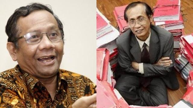 Ketok Tolak PK Ahok, Benarkah Hakim Agung Artidjo Alkostar Pengurus FPI? Blak-blakan Prof. Mahfud MD, Ungkap Sosoknya Ternyata...
