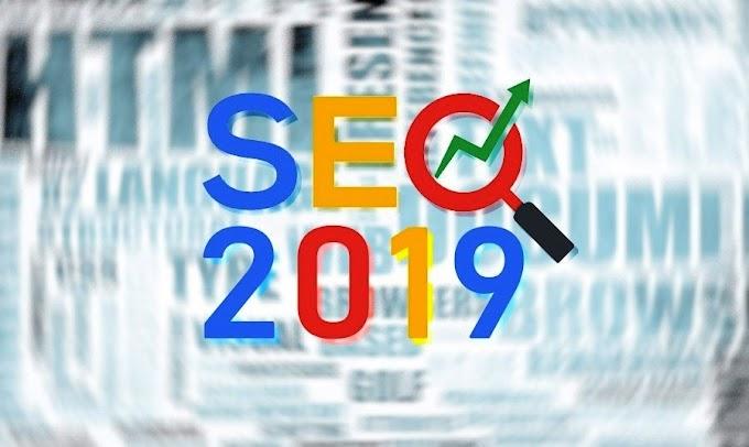 √ TIPS: Last update 2019 of Google SEO