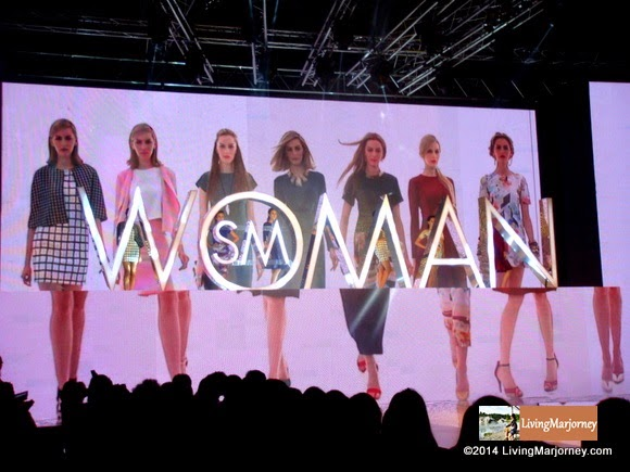 SM Woman Holiday Collection at PFW 2014