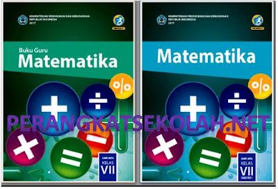 Silabus, Prota, Promes, RPP, KI-KD Matematika K-13 Revisi 2017 Kelas 7 dan 8 SMP/ MTs