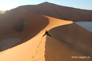 Соссусфлей. Намибия. isilgan