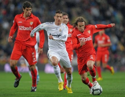 Sevilla vs Real Madrid