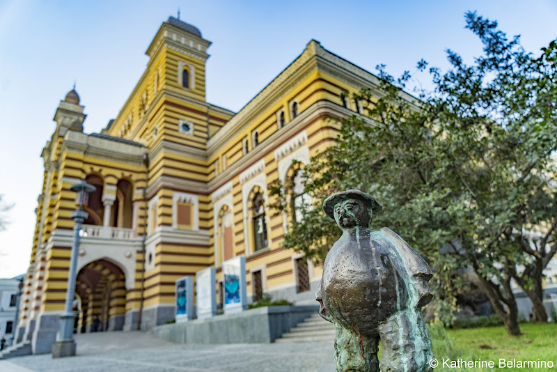 Georgian National Opera Theater Things to Do in Tbilisi Georgia