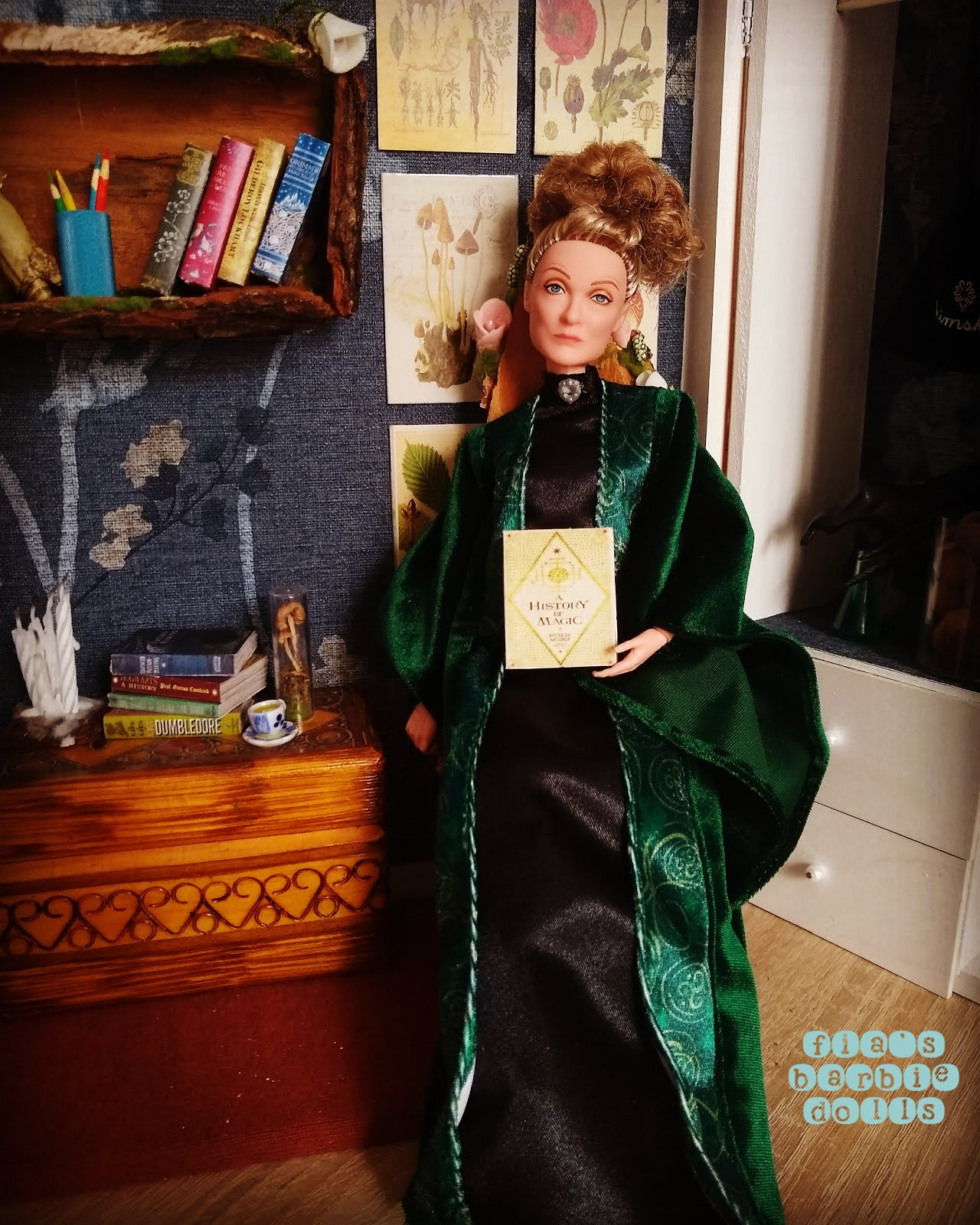 Harry Potter ™ Minerva McGonagall ™ Doll