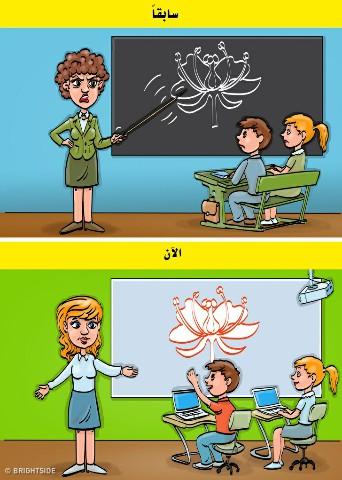 العقاب البدني في المدارس