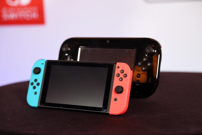 Nintendo Switch supera vendas do Wii U em menos de um ano