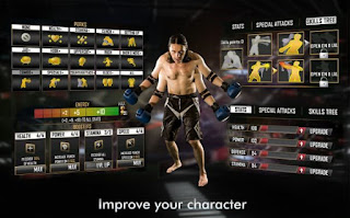 Boxing Combat Apk v1.05 Mod Hack Unlimited Money Terbaru