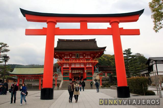 Rōmon de Fushimi Inari-Taisha