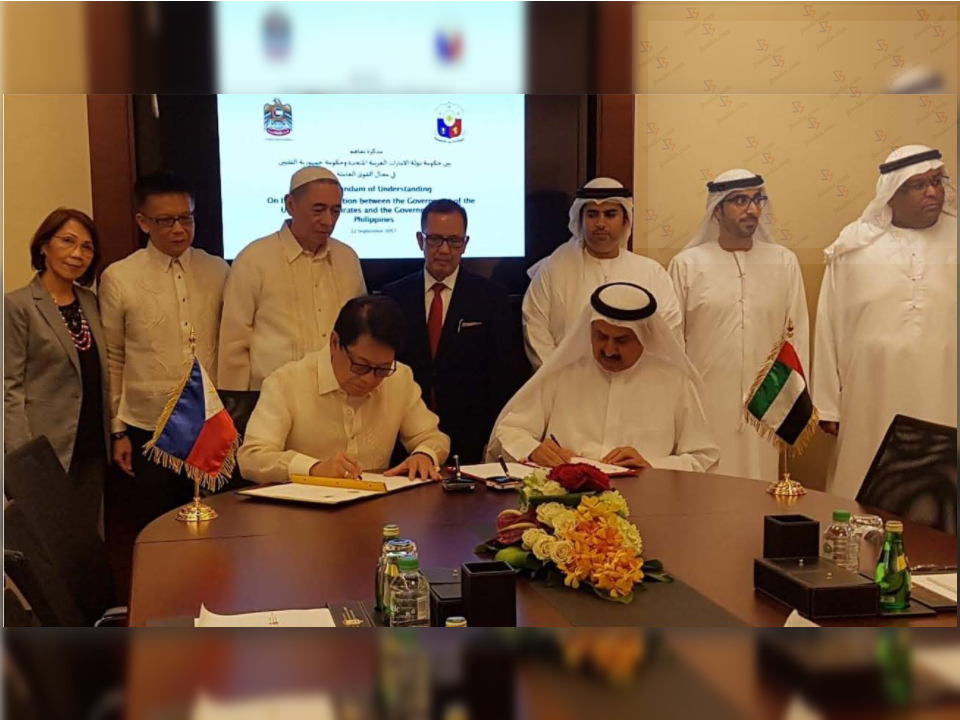 """Aside from Hong Kong, Saudi Arabia, Kuwait and other countries, United Arab Emirates is one of the destinations for Filipino household service workers. Unfortunately, this sector is often vulnerable to abuse and maltreatment. Cases of abuse are rampant in the Middle Eastern countries including UAE. Household workers with no day-offs, salary not being given on time, indequate food and shelter, physical abuse and others. There are approximately 100,000 household service workers in UAE and they needed protection. The UAE and the Philippines has signed a memorandum of understanding on mutual cooperation in the recruitment and employment of domestic workers in the UAE.The memorandum was signed in Abu Dhabi on Tuesday by Saqr Ghobash, the Minister of Human Resources and Emiratisation for the UAE, and Labor Secretary Silvestre Bello III. Sponsored Links The signing was witnessed by DOLE, OWWA, and Philippine Embassy Officials. According to UAE Human Resource Minister Saqr Ghobash, """"The MoU is a result of many consultations held between the two countries, which began when the UAE Cabinet tasked the Ministry of Human Resources and Emiratisation with overseeing the domestic workers sector in the country."""" What is the significance of this MOU to the OFW household workers? How can the HSWs benefit from this so-called enhanced relationship between the two countries? The MOU, aside from strengthening of ties between the two countries, will also, first and foremost, benefit the HSWs deployed in UAE by giving them protection against contract switching, non-payment of wages, prevention of human trafficking among others. Advertisement Read More: ©2017 THOUGHTSKOTO"""