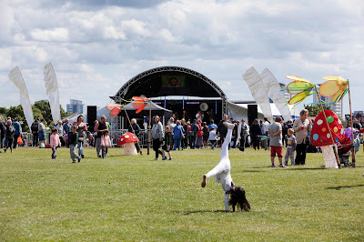 Free Family Events and Activities in July in North East England
