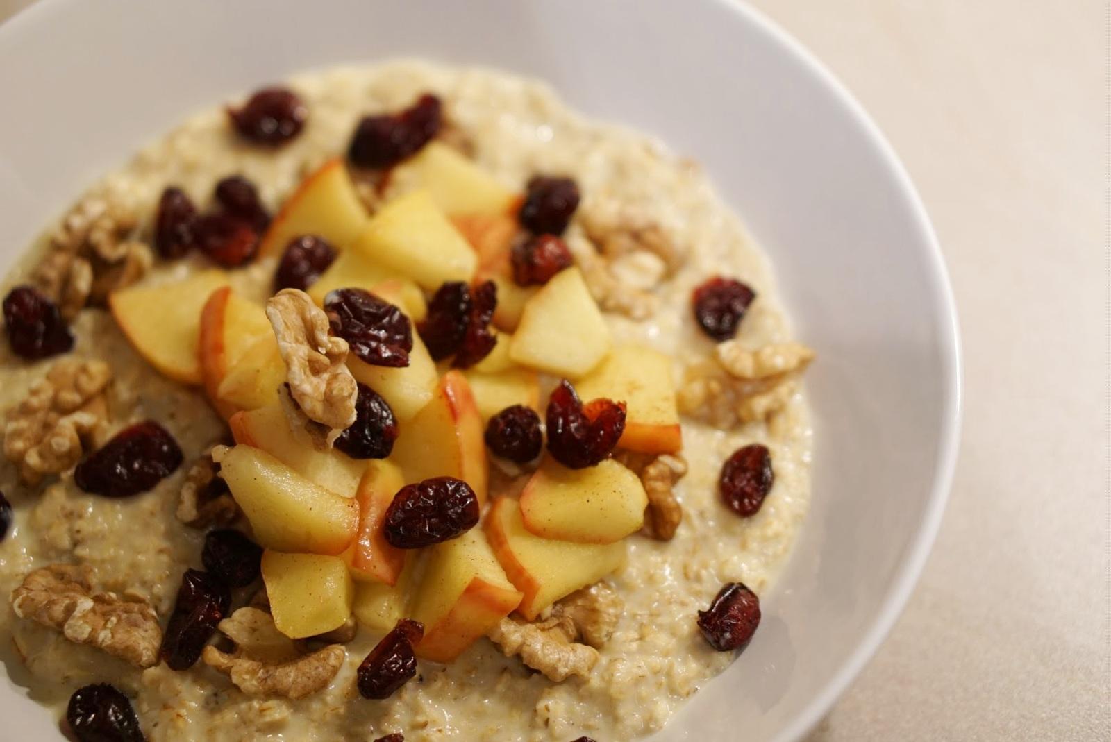 Rezept Vanille Porridge