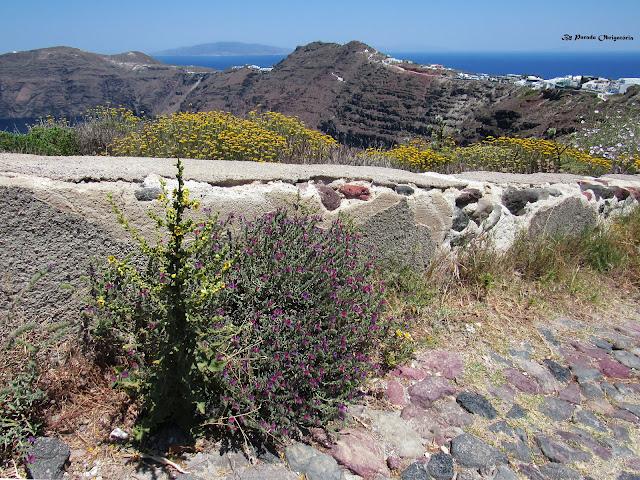 Imerovigli - Santorini