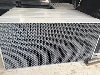 Cooling Tower Air Inlet Louvers  1480x700x65mm