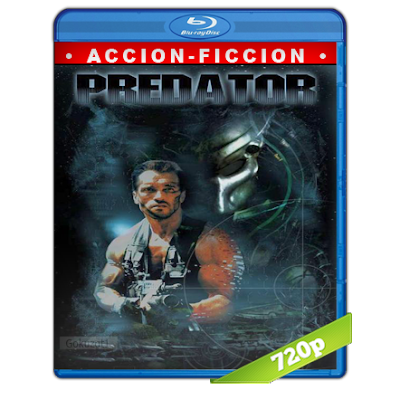 Depredador (1987) BRRip 720p Audio Trial Latino-Castellano-Ingles 5.1