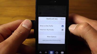 Cara Menyembunyikan Dan Memunculkan Kembali Foto Tidak Pantas Yang Di Tag Orang Lain Ke Akun Instagram  Kita