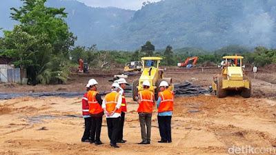 Tol Padang-Pekanbaru yang Dibangun Presiden Jokowi Sambungkan Dua Pelabuhan - Info Presiden Jokowi Dan Pemerintah