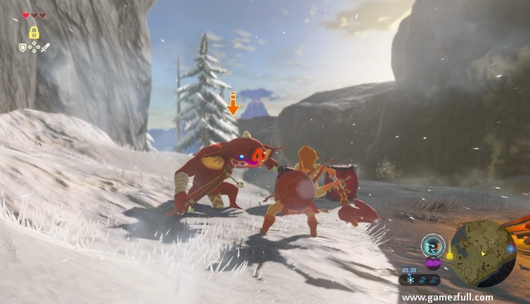 The Legend of Zelda Breath of the Wild PC Full Español