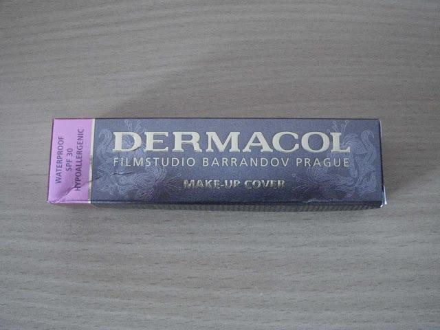 Recenzja: Dermacol Make-up Cover Podkład kryjący