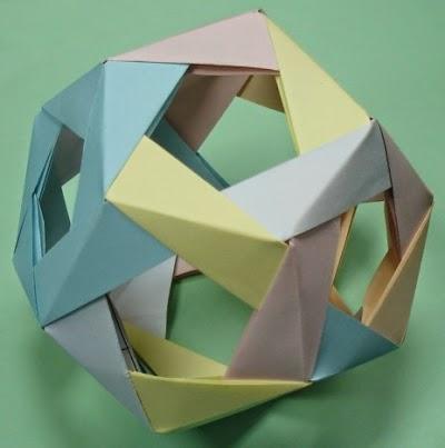 Origami Figuras 405 Plantillas en Pdf