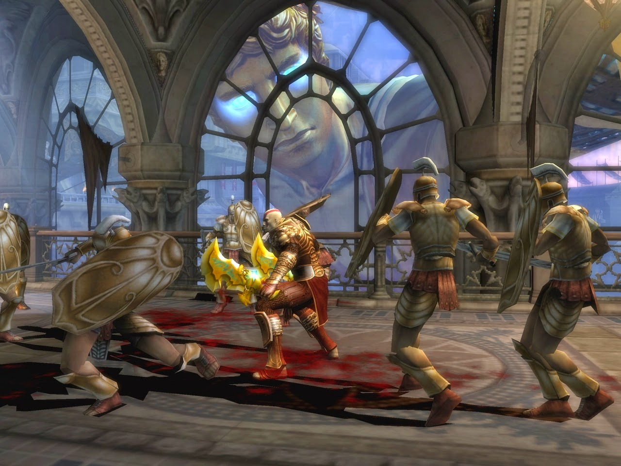 Download Game God of War PS2 for PC - Game Tegal