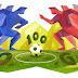 Copa América Centenario - Google Doodle