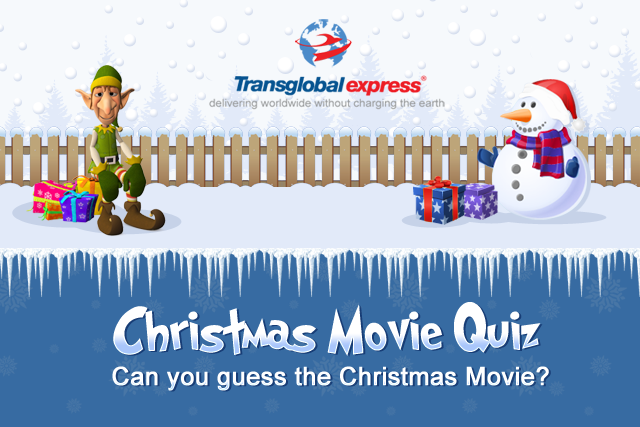 Christmas movie quiz